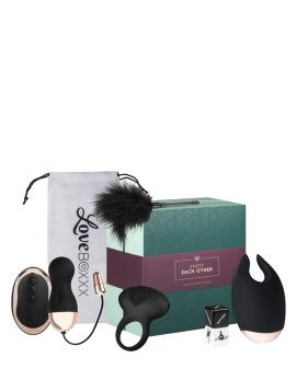 "Rinkinys poroms ""Deluxe Set for Couples"" - Loveboxxx"
