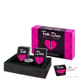 "Erotinis žaidimas ""Truth or Dare Erotic Couples Edition"" - Tease and Please"