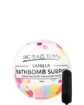 "Vandens bomba ""Vanilla Bathbomb Surprise"" - Big Teaze Toys"