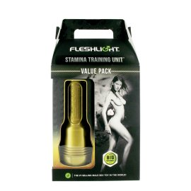 "Rinkinys ""Fleshlight Stamina Training Unit"" - Fleshlight"