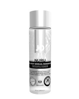 "Nuru masažo gelis ""Nuru Full Body Massage"", 240 ml - System JO"