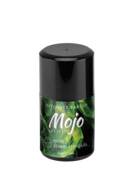 "Stimuliuojantis gelis peniui ""Mojo Penis Stimulating Gel"", 30 ml - Intimate Earth"