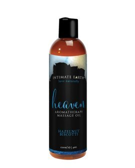 "Aromaterapinis masažo aliejus ""Heaven"", 120 ml - Intimate Earth"