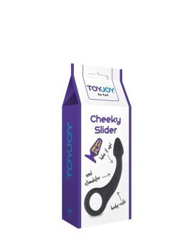 "Analinis dildo ""Cheeky Slider"" - ToyJoy"