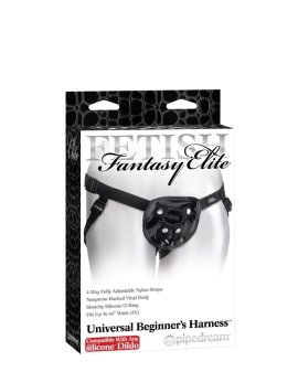 "Diržas strap-on seksui ""Universal Beginner's Harness"" - Fetish Fantasy"