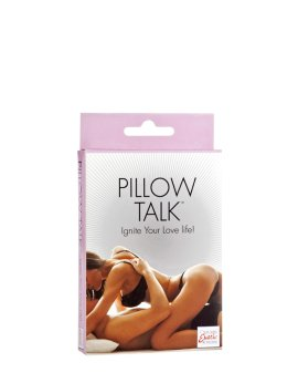 "Erotinis žaidimas ""Pillow talk"" - CalExotics"