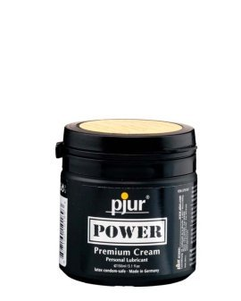 "Lubrikantas ""Power Premium Cream"", 150 ml - Pjur"