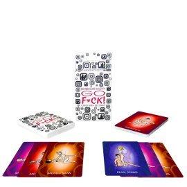"""Erotinis kortų žaidimas """"Go Fuck!"""" - Kheper Games"""