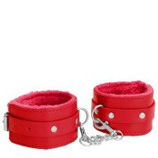 "Antrankiai ""Plush Leather Wrist Cuffs"""
