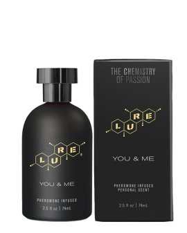 "Feromoniniai kvepalai poroms ""Lure You and Me"", 74 ml - Topco"