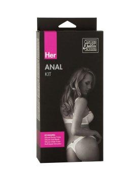 "Analinio sekso rinkinys ""Her Anal Kit"" - CalExotics"
