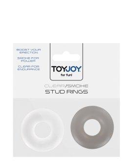 """Žiedų rinkinys """"Stud Rings"""" - ToyJoy"""