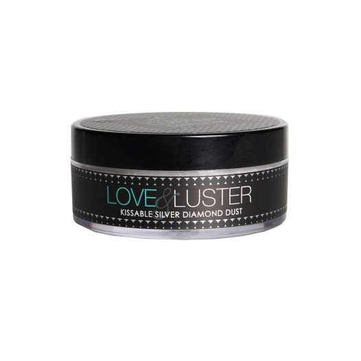 "Kūno pudra ""Love & Luster Kissable Silver"", 59 ml - Sensuva"