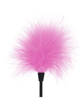 "Rožinis plunksnų botagėlis ""Sexy Feather Tickler"" - ToyJoy"