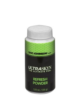 "Žaislus atnaujinanti pudra ""UltraSkyn Refresh Powder"", 35 g - Doc Johnson"
