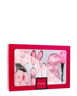 """Sekso žaislų rinkinys """"I Love Pink"""" - Loveboxxx"""