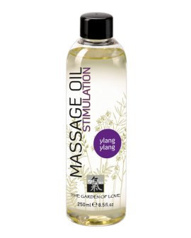 "Masažo aliejus ""Ylang-Ylang"", 250 ml - Hot"