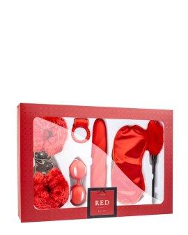 """Sekso žaislų rinkinys """"I Love Red"""" - Loveboxxx"""