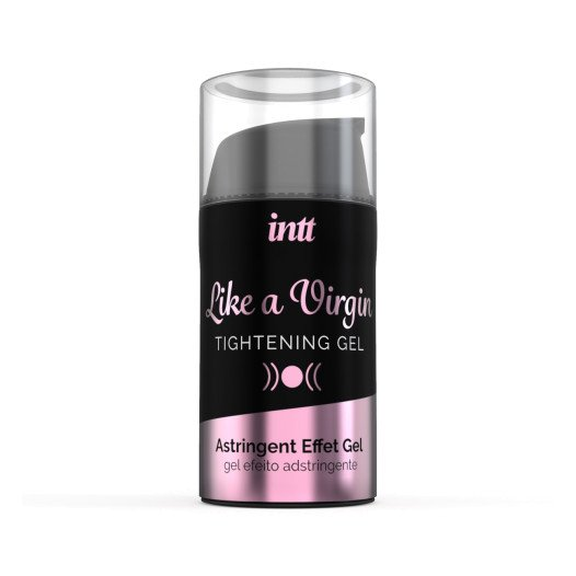"Vaginą stangrinantis gelis ""Like a Virgin"", 15 ml - Intt"