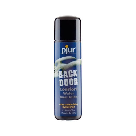 "Analinis vandens pagrindo lubrikantas ""Back Door"", 250 ml - Pjur"