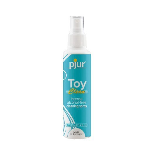 "Bealkoholis valiklis ""Toy Clean Intense"", 100 ml - Pjur"