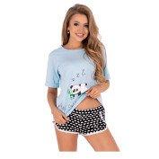 "Pižama ""Mrs. Panda"""