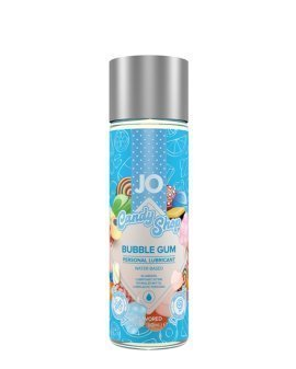 "Vandens pagrindo lubrikantas ""Candy Shop Bubble Gum"", 60 ml - System JO"