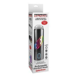 "Automatinis masturbatorius ""Rechargeable Roto-Bator Mouth"" - Pipedream Extreme"