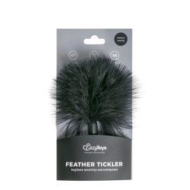 "Juodas plunksnų botagėlis ""Feather Tickler"" - EasyToys"