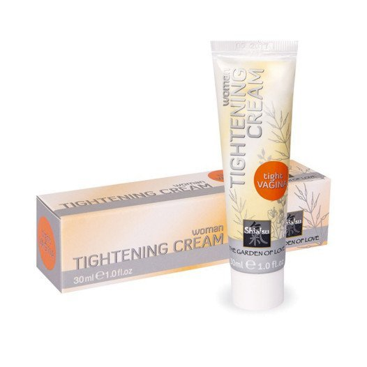 "Vaginą siaurinantis kremas ""Shiatsu Tightening Cream"", 30 ml - Hot"