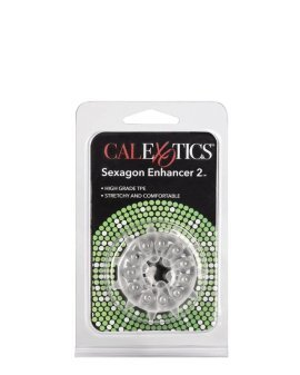 "Penio žiedas ""Sexagon Enhancer 2"" - CalExotics"