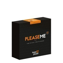 "Erotinis žaidimas ""PleaseMe"" - Tease and Please"