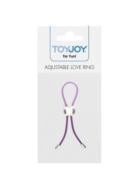 """Reguliuojamas žiedas """"Adjustable Love Ring"""" - ToyJoy"""