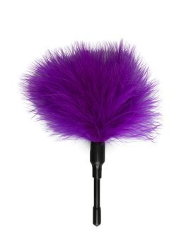 "Violetinis plunksnų botagas ""Feather Tickler"" - EasyToys"