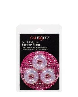 """Penio žiedų rinkinys """"Stacker Rings"""" - CalExotics"""