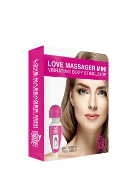 "Mažas masažuoklis ""Love Massager Mini"" - Love in the Pocket"
