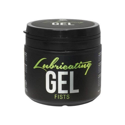 "Analinis gelis ""Lubricating Gel Fists"", 500 ml - Cobeco Pharma"