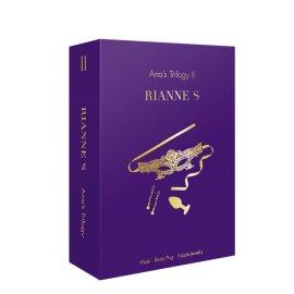 "Erotinis rinkinys moterims ""Ana's Trilogy II"" - Rianne's"