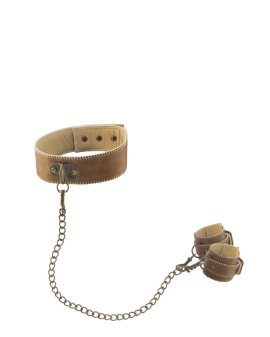 "Antkaklis su antrankiais ""Collar with Handcuffs"" - Ouch!"
