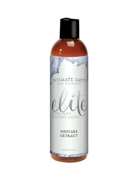 "Silikono pagrindo masažinis lubrikantas ""Elite"", 120 ml - Intimate Earth"