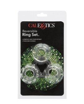 """Penio žiedų rinkinys """"Reversible Ring Set"""" - CalExotics"""