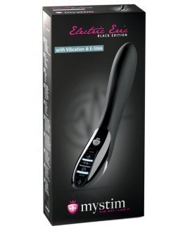 """Vibratorius – elektrostimuliatorius """"Electric Eric E-stim Black Edition"""" - Mystim"""