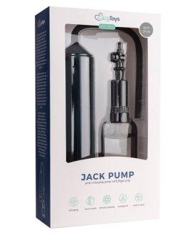 "Juoda penio pompa ""Jack Pump"" - EasyToys"