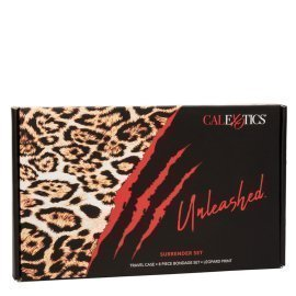 "Suvaržymo rinkinys ""Unleashed Surrender Set"" - CalExotics"