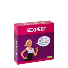 "Erotinis žaidimas ""Sexpert"" - Tease and Please"