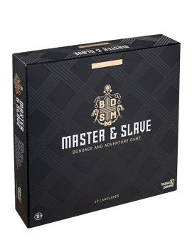 "Erotinis žaidimas ""Master&Slave Edition Deluxe"" - Tease and Please"