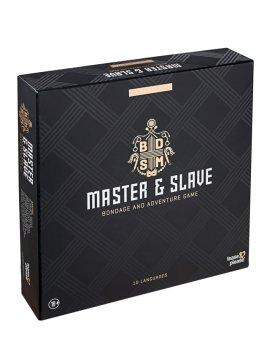 "Erotinis žaidimas ""Master&Slave Edition Deluxe"" - Tease and Please"