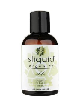 "Hibridinis lubrikantas ""Silk"", 125 ml - Sliquid"