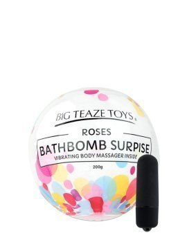 "Vandens bomba ""Roses Bathbomb Surprise"" - Big Teaze Toys"