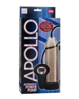 "Pilka automatinė penio pompa ""Apollo Automatic Power Pump"" - CalExotics"